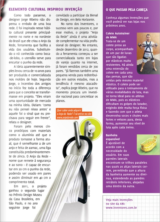 Revista Conecte. Faculdade Ideal.