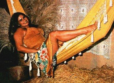 Mas a paraense de Fafá de Belém não nos deixa esquecer que a rede também é muito popular no Pará.
