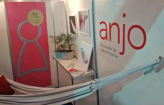 O encurtador de rede ANJO foi o único produto 100% inédito da edição de 2014 da Super Norte.
